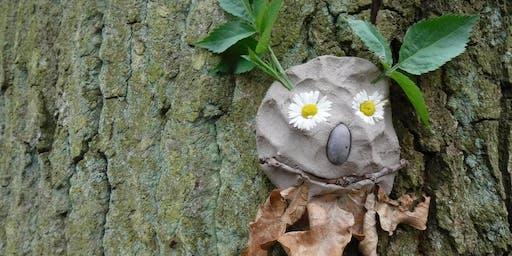 Wild in the Woods (Cambourne): Wild Art