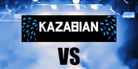 Oaziz VS Kazabian (Plug, Sheffield) tickets