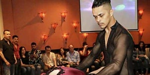 3hr Bachata Classes with Luis Loredo Saturday June...