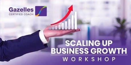 Scaling Up Business Growth Workshop - Atlanta September 12, 2019 tickets