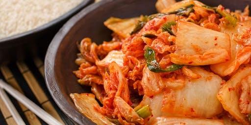 Kimchi Three Ways