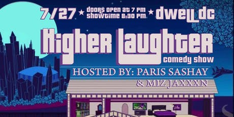 Higher  Laughter Comedy Show tickets