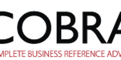 Withington Library: Intro. to COBRA (Complete Business Ref. Advisor) tickets