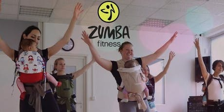 """Zumba, Baby & Me"" - $12 drop in @ George Chuvalo N. C. tickets"