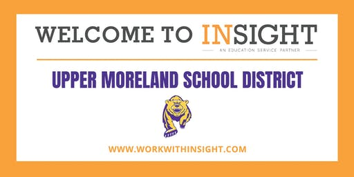 PA - Insight Onboarding Sessions for Upper Moreland