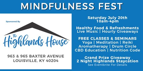 Mindfulness Fest tickets