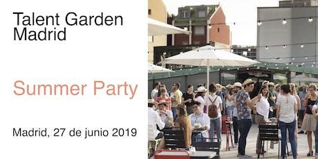 TAG Summer Party entradas