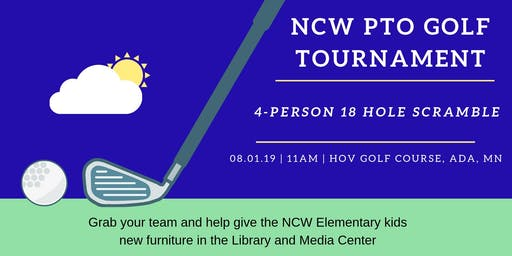 NCW PTO Golf Scramble