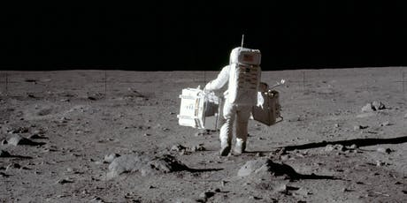 First Footsteps on the Moon: Lunar Landing 50th Anniversary Celebration tickets