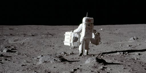 First Footsteps on the Moon: Lunar Landing 50th Anniversary Celebration