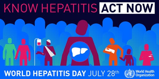 2019 World Hepatitis Day Public Forum (English session, Free registration)
