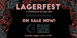 Lager Fest: A Celebration of Lager Beer