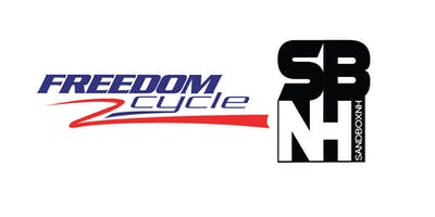 Freedom Cycle Ride Day with Sandbox NH