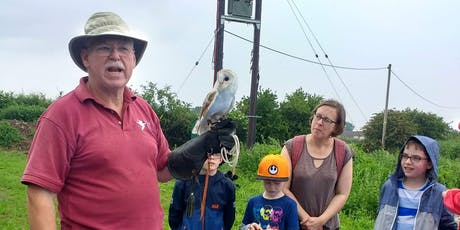 Wild Wednesday at Says Court Farm - Owls tickets