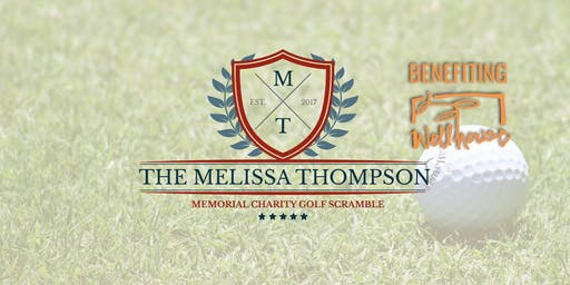 The Melissa Thompson Memorial Charity Golf Outing For the Benefit of The Well House