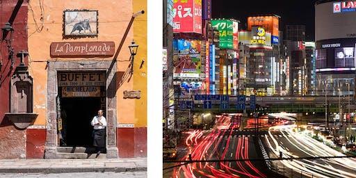 International Photo Slide Show & Mini Workshop with Mark Hemmings