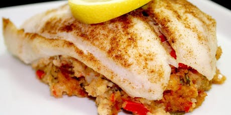 All About Fish Cooking Class tickets