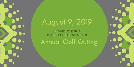 2019 Sparrow Ionia Hospital Foundation Golf Outing