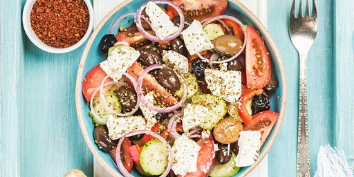 Kookworkshop De Authentieke Griekse Keuken