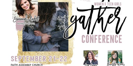 Gather Women's Conference 2019