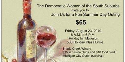 Michigan Wine and Casino Excursion