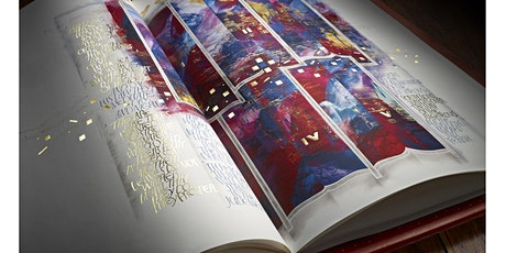 The Saint John's Bible: First Handcrafted Bible in 500 Years (CEL Fusion Discussion) tickets