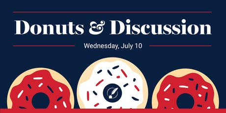 Donuts & Discussion with Principal LaFon tickets