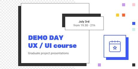 DEMO DAY: UX/UI Design Course entradas