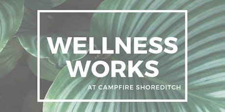 Campfire Wellness Works: Sleep Deep Method tickets