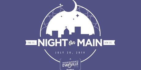 Night on Main - July 20 tickets