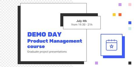 DEMO DAY: Product Management course entradas