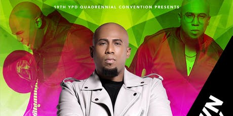 Anthony Brown and. Group Therapy Live in Concert @ 19th  YPD Quadrennial ! tickets
