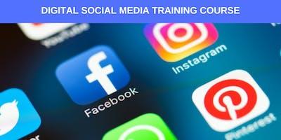 Digital Social Media Training Course