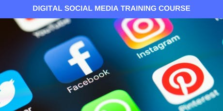 Digital Social Media Training Course tickets
