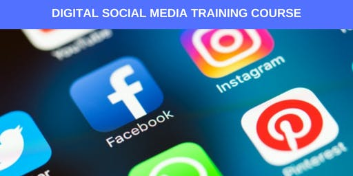Digital Social Media Training Course