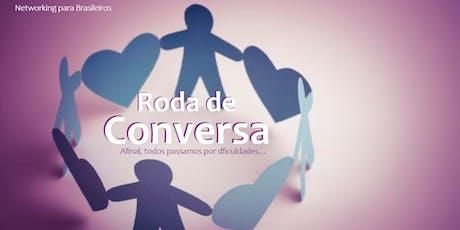 Roda de Conversa - Networking para Brasileiros tickets