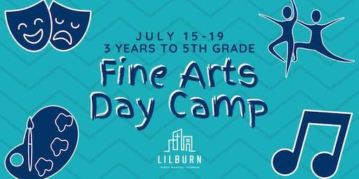 Fine Arts Day Camp