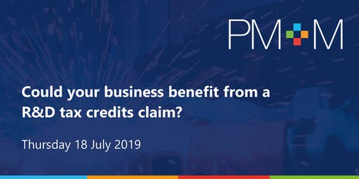 Could your business benefit from a R&D tax credits claim?