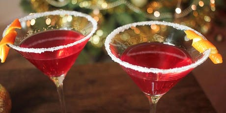 Cocktails to Leave Santa tickets