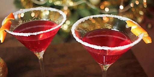 Cocktails to Leave Santa