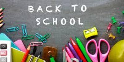 Back to School- 101