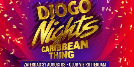 Djogonights: Caribbean thing tickets