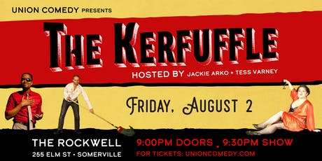 The Kerfuffle: Live at The Rockwell - August 2019 tickets