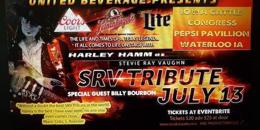 SRV TRIBUTE - The MUSIC OF STEVIE RAY VAUGHN