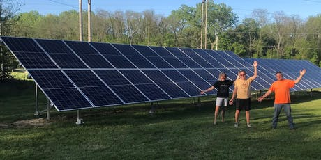 Solar Open House - Luecking Family - Belleville, IL tickets
