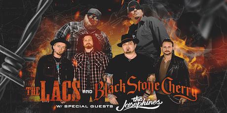 The Lacs & Black Stone Cherry tickets