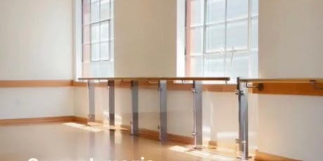 Barre3 Pre Opening Community Class Thursday June 27th, 9:30am tickets
