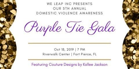 5th Annual Purple Tie Gala