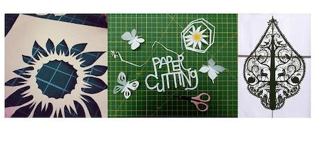 The Art of Papercutting tickets