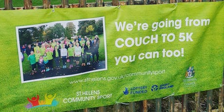 St Helens Summer Couch to 5k 2019 tickets